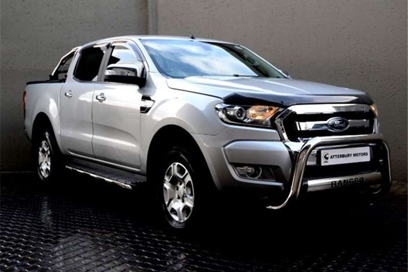 Ford Ranger 2.2 double cab Hi-Rider XLT auto 2016