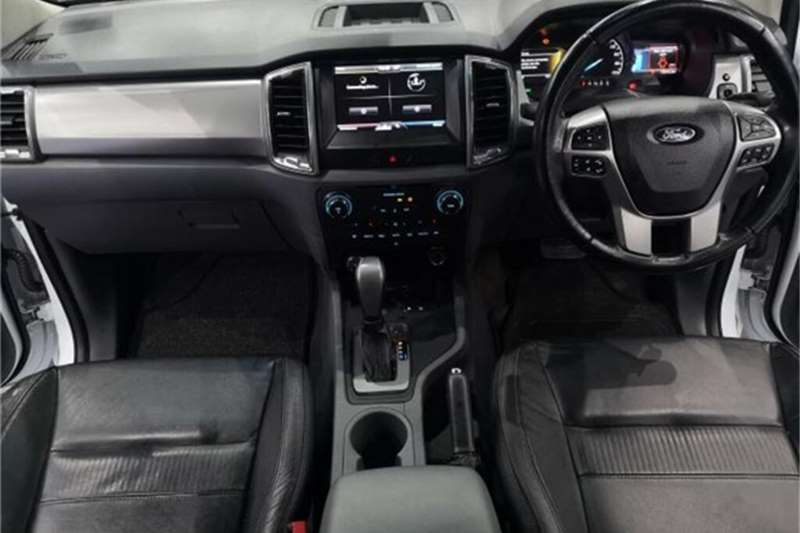 Ford Ranger 2.2 double cab Hi Rider XLT auto 2016