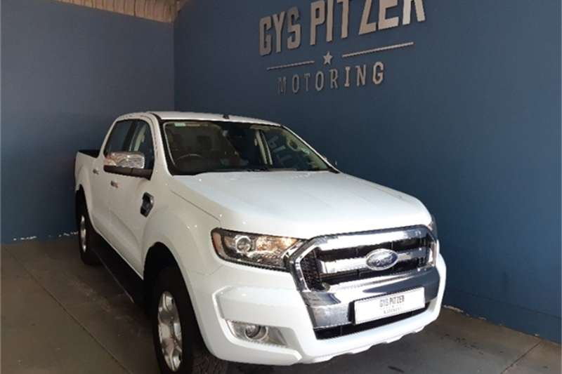 Ford Ranger 2.2 double cab Hi Rider XLT auto 2017