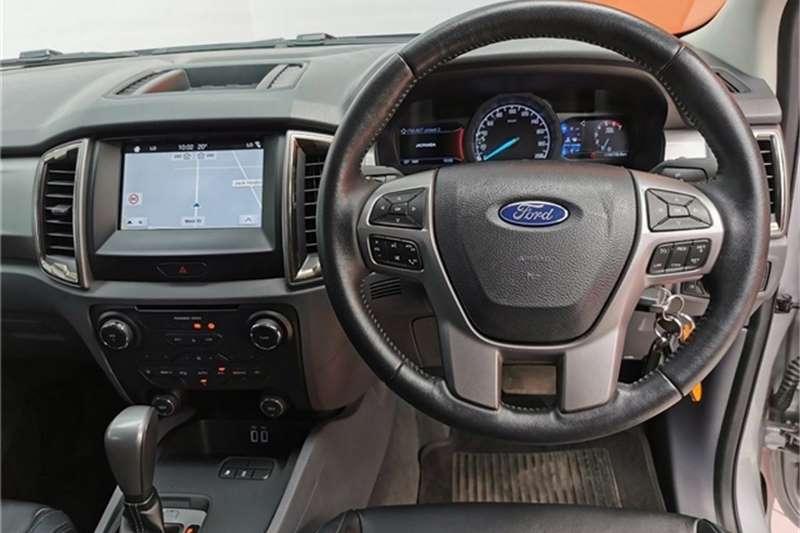 Ford Ranger 2.2 double cab Hi-Rider XLT auto 2017