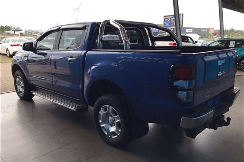 Ford Ranger 2.2 double cab Hi-Rider XLT auto 2017