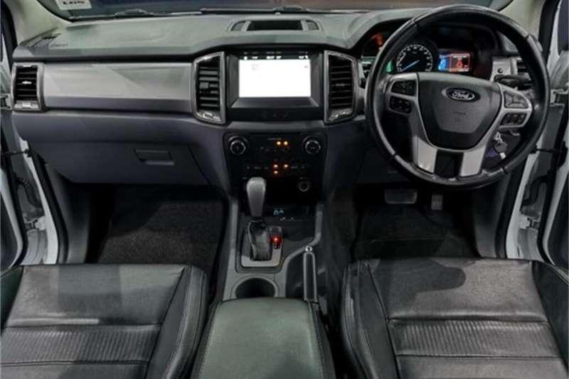 Ford Ranger 2.2 double cab Hi Rider XLT auto 2017