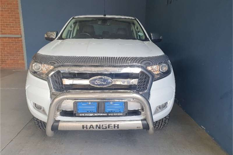 Used 2017 Ford Ranger 2.2 double cab Hi Rider XLT auto
