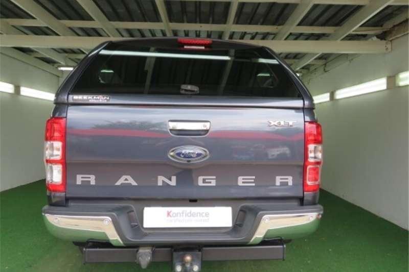Ford Ranger 2.2 double cab Hi-Rider XLT auto 2018