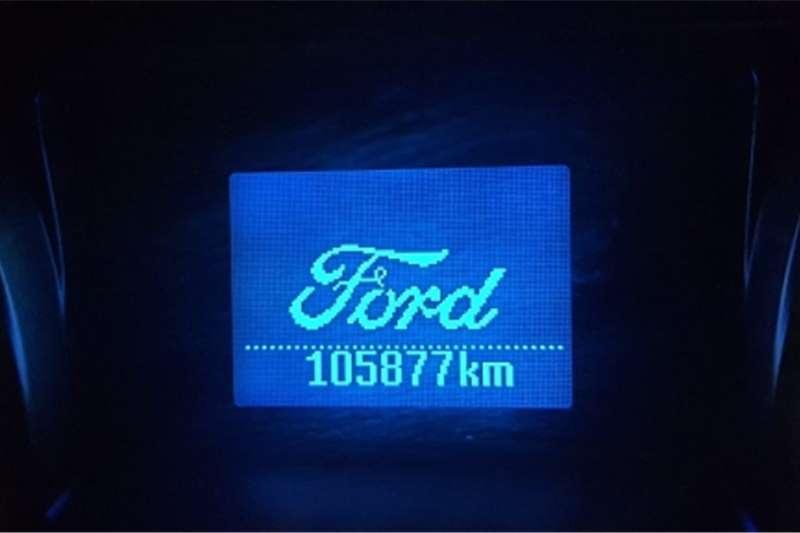 2018 Ford Ranger Ranger 2.2 double cab Hi-Rider XLT auto
