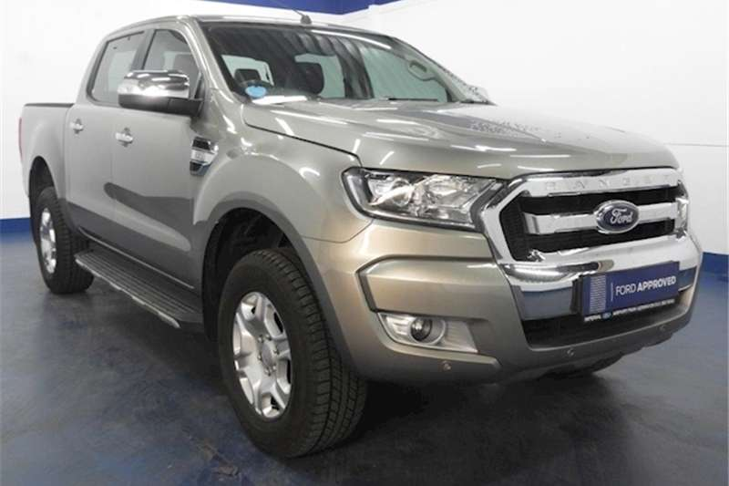Ford Ranger 2.2 double cab Hi Rider XLT auto 2019