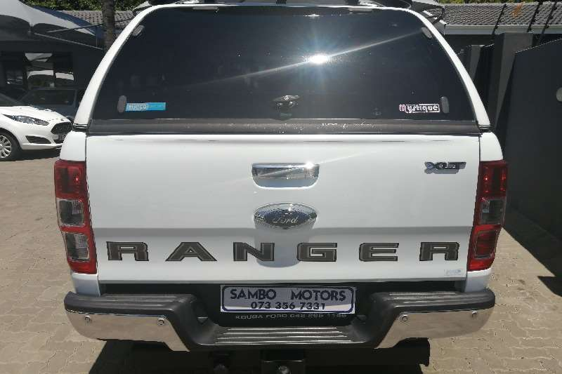 2020 Ford Ranger Ranger 2.2 double cab Hi-Rider XLT auto
