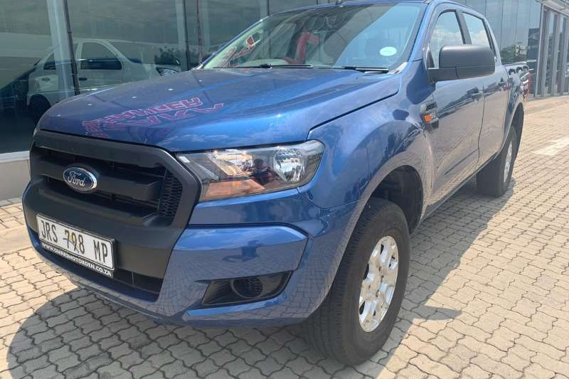 Ford Ranger 2.2 Hi Rider Double Cab XL auto 2018