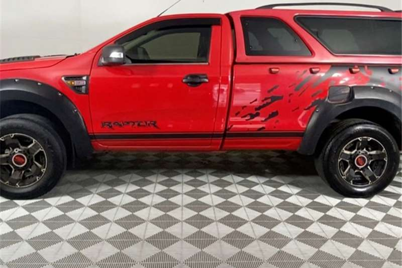 2012 Ford Ranger Ranger 2.2 Hi-Rider XLS