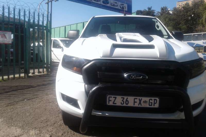 Ford Ranger 2.2 SuperCab 4X2 6SPEED 2017