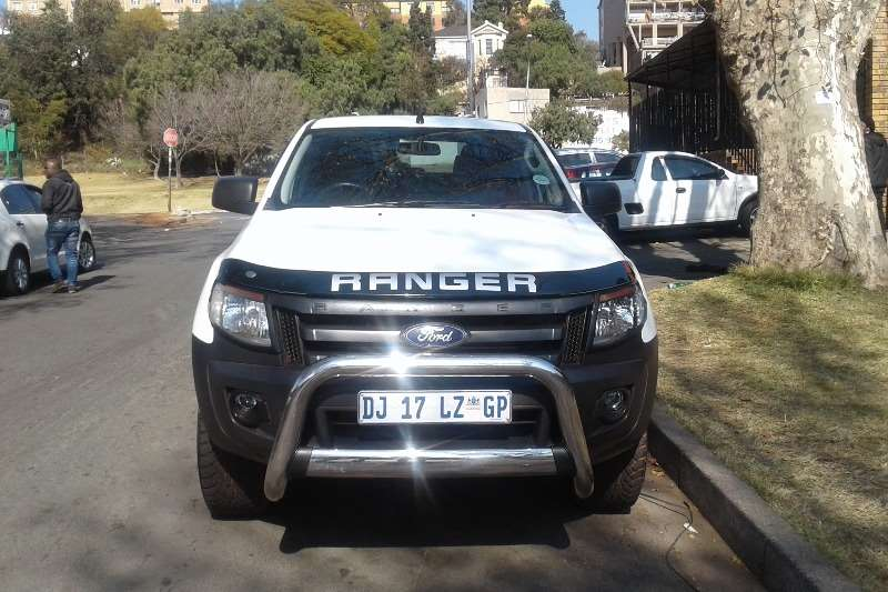 Ford Ranger 2.2 SuperCab 4x4 XL 2014