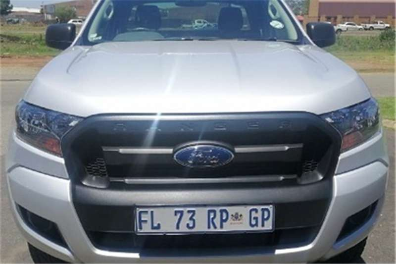 Ford Ranger 2.2 SuperCab 4x4 XL 2016