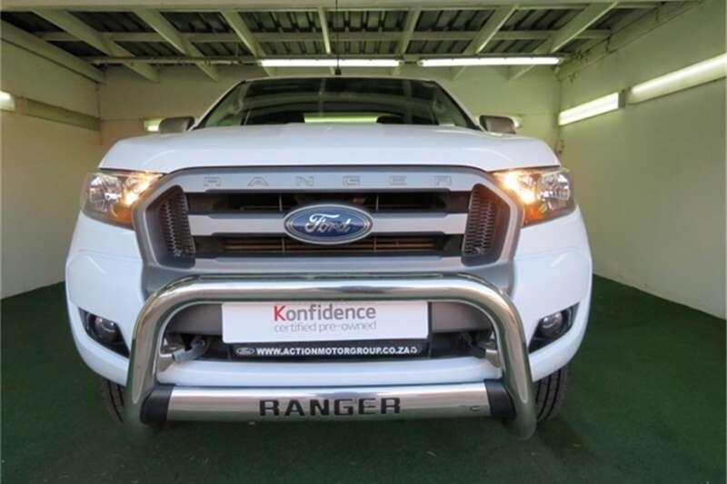Ford Ranger 2.2 SuperCab 4x4 XLS auto 2017