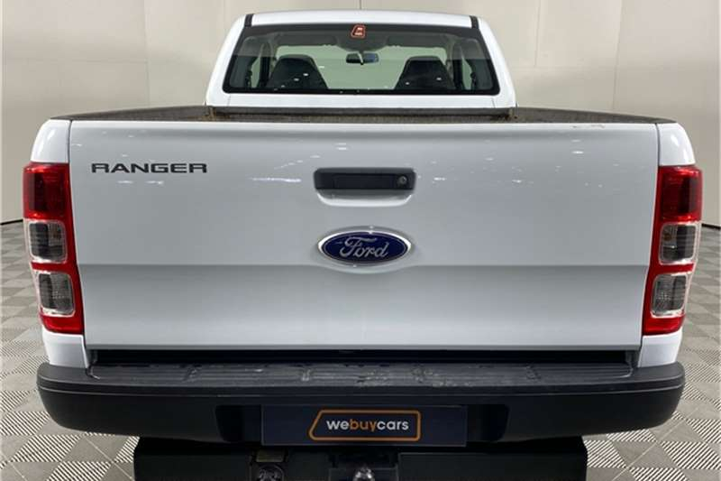 2016 Ford Ranger Ranger 2.2 SuperCab Hi-Rider