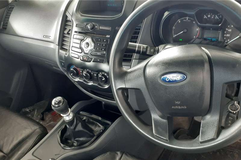 2015 Ford Ranger Ranger 2.2 SuperCab Hi-Rider (aircon)