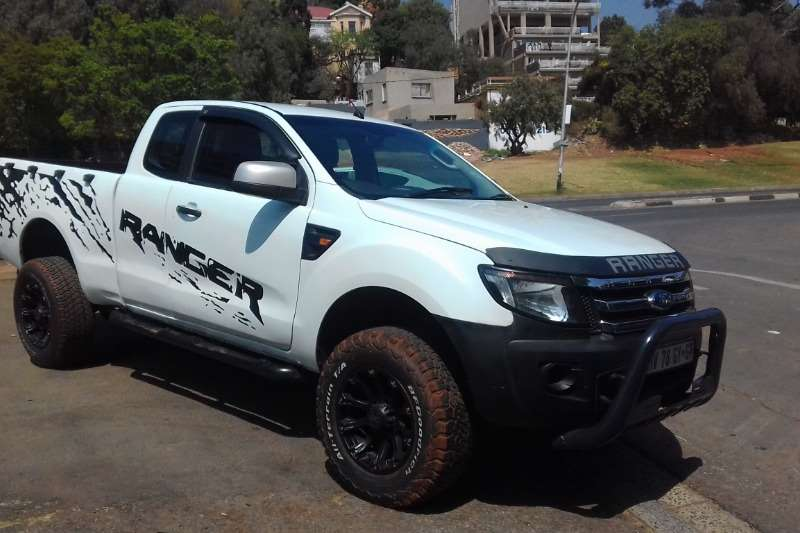 Ford Ranger 2.2 SuperCab Hi Rider XL 2012