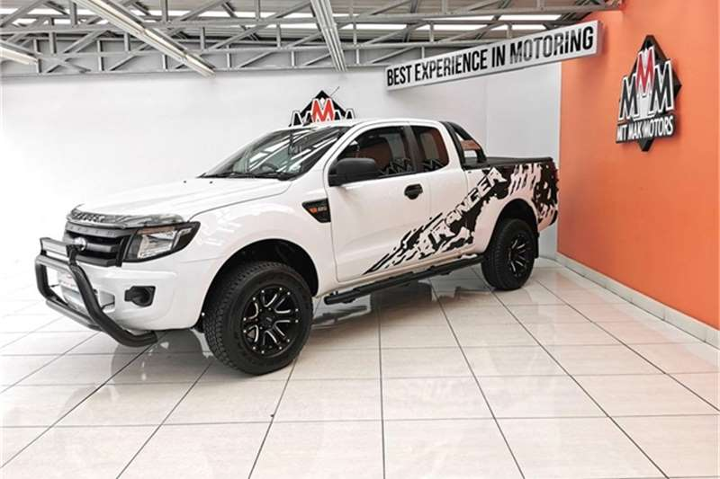 Ford Ranger 2.2 SuperCab Hi Rider XL 2014