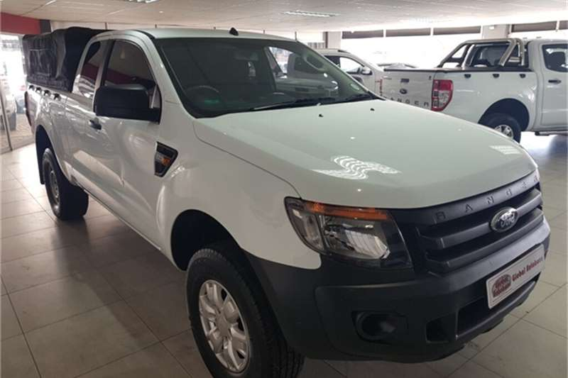 Ford Ranger 2.2 SuperCab Hi-Rider XL 2015