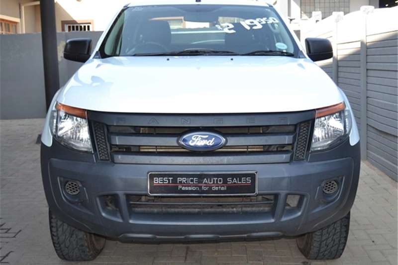Ford Ranger 2.2 SuperCab Hi-Rider XL 2015