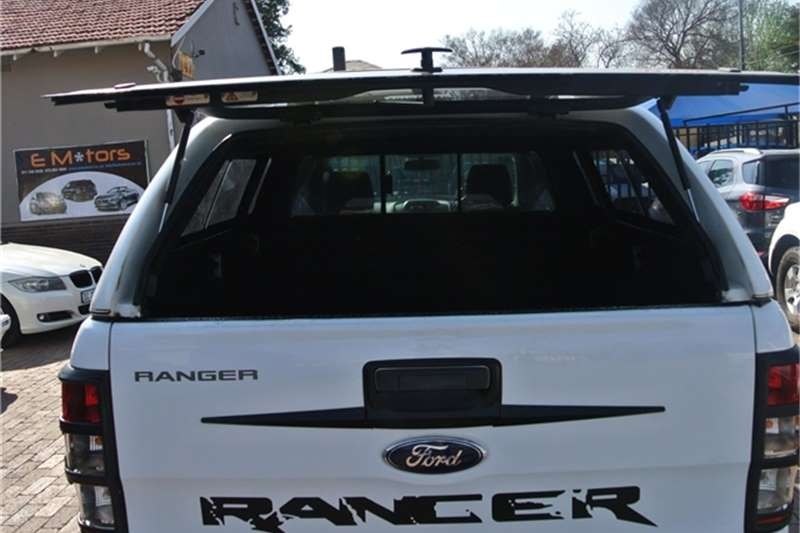 Ford Ranger 2.2 SuperCab Hi Rider XL 2015