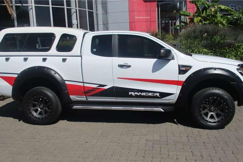 Used 2015 Ford Ranger 2.2 SuperCab Hi Rider XL