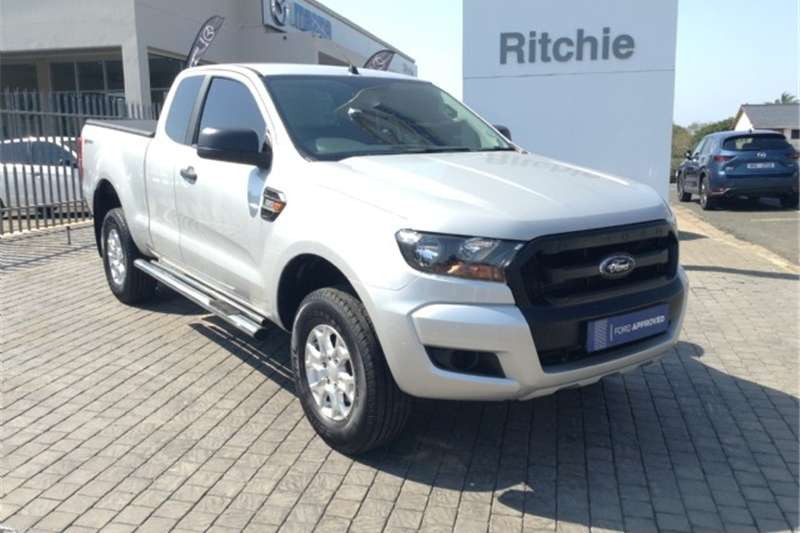 Ford Ranger 2.2 SuperCab Hi Rider XL 2016