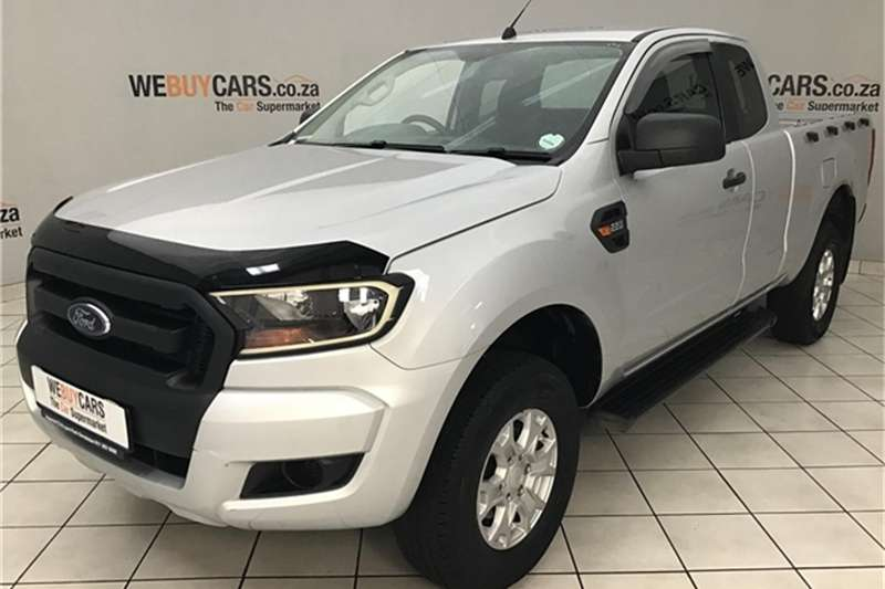 Ford Ranger 2.2 SuperCab Hi Rider XL 2018