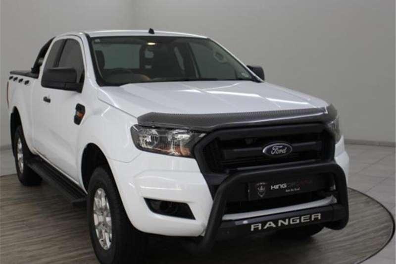 Ford Ranger 2.2 SuperCab Hi Rider XL auto 2019