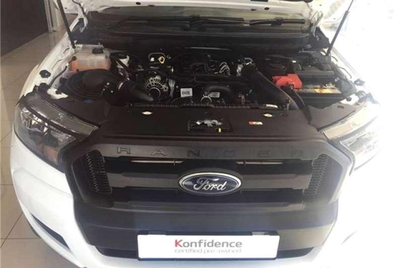 Ford Ranger 2.2 SuperCab Hi-Rider XL auto 2020