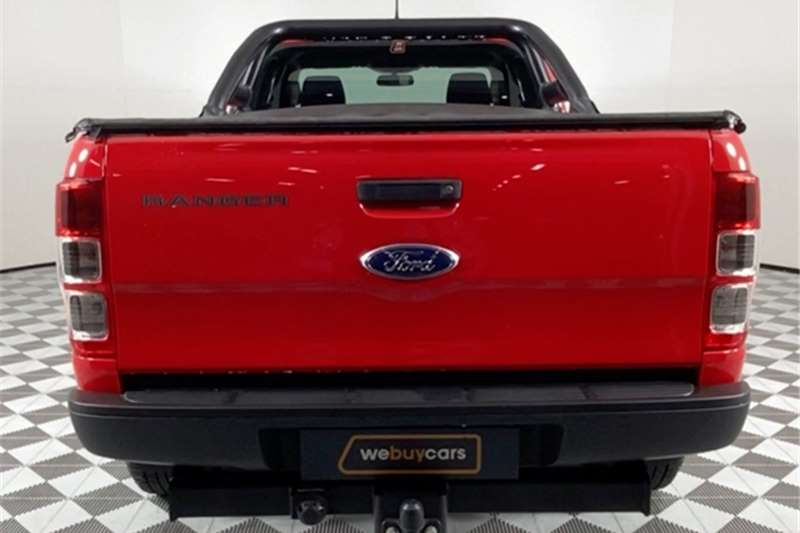 2020 Ford Ranger Ranger 2.2 SuperCab Hi-Rider XL auto