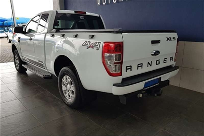Ford Ranger 2.2 SuperCab Hi-Rider XLS auto 2017