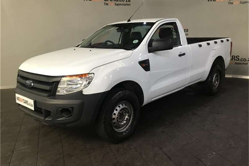 Ford Ranger 2.2 XL 2012