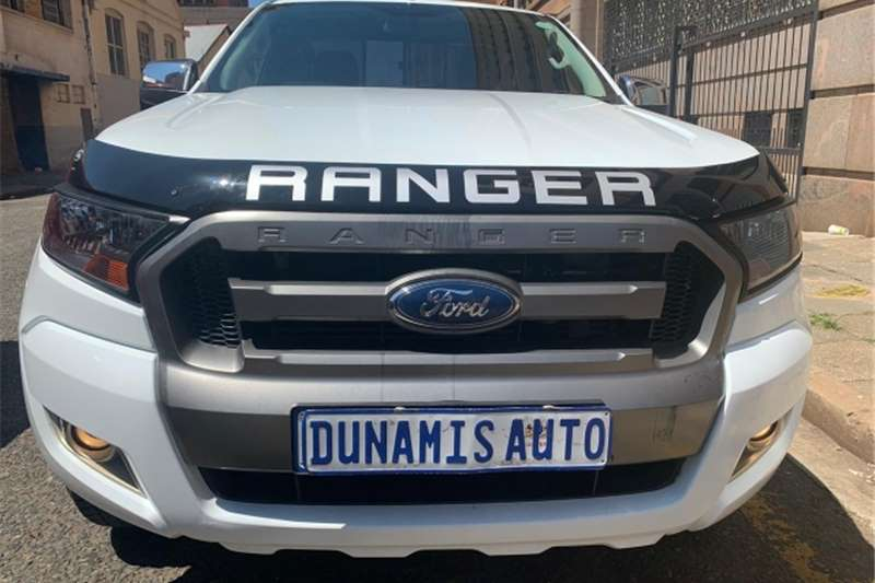 Ford Ranger 2.2 XL 2016
