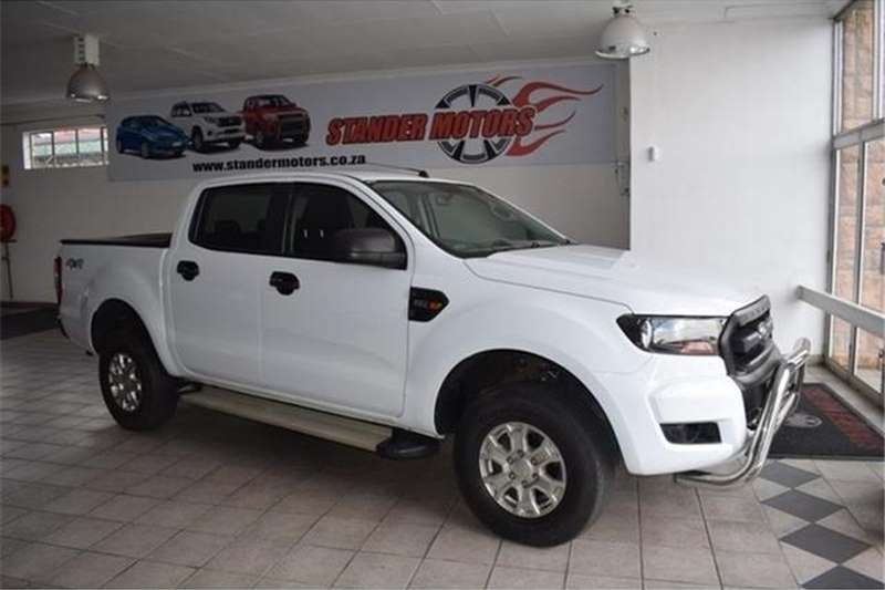 Ford Ranger 2.2TDCi Double Cab 4x4 XL 2016