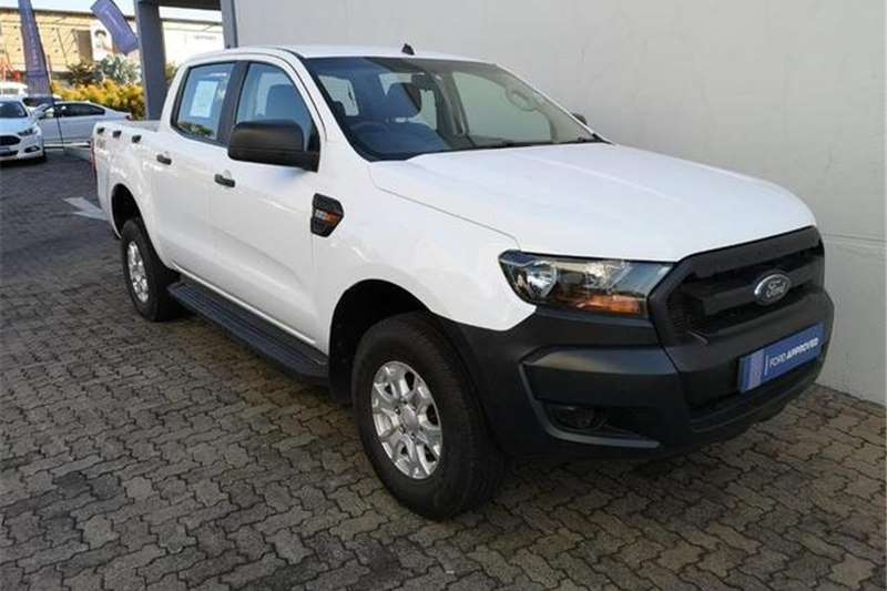 Ford Ranger 2.2TDCi Double Cab 4x4 XL Plus 2017