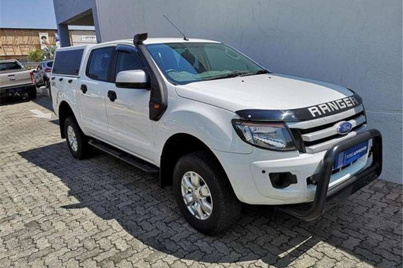 Ford Ranger 2.2TDCi Double Cab 4x4 XLS 2015