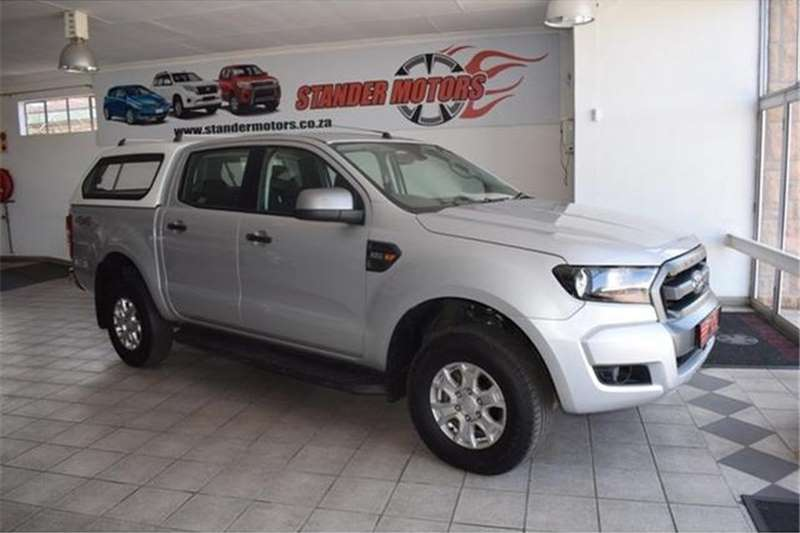 Ford Ranger 2.2TDCi Double Cab 4x4 XLS Auto 2016