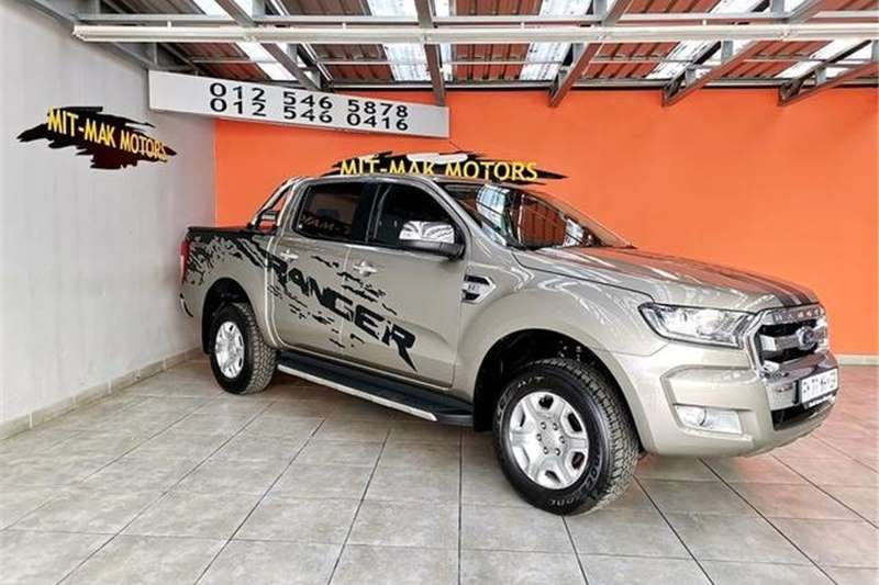 Ford Ranger 2.2TDCi Double Cab Hi Rider XLT Auto 2016