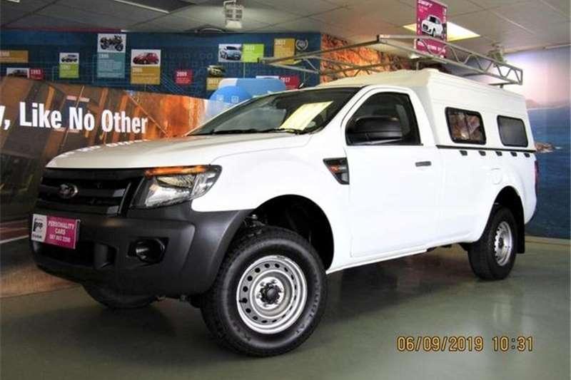 Ford Ranger 2.2TDCi Hi Rider XL 2014