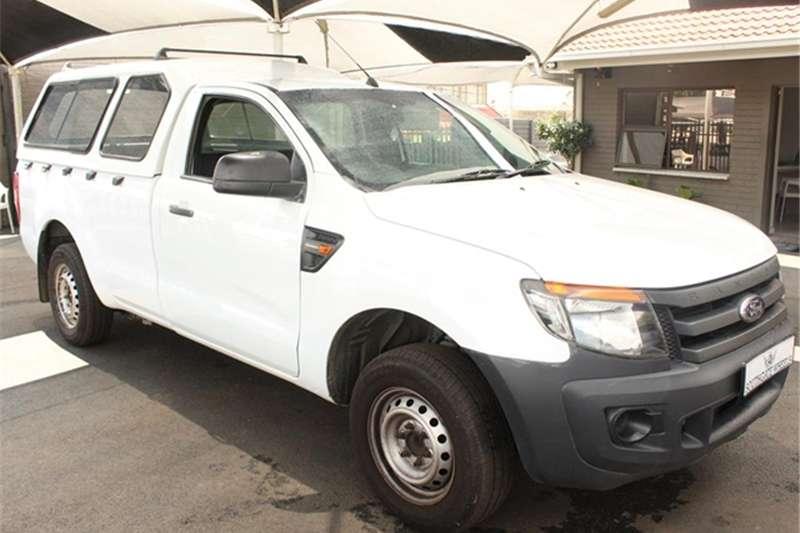 Ford Ranger 2.2TDCi P/U C/C 2014
