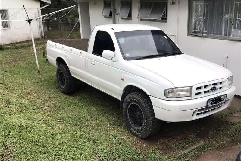 Ford Ranger 2.5 2001