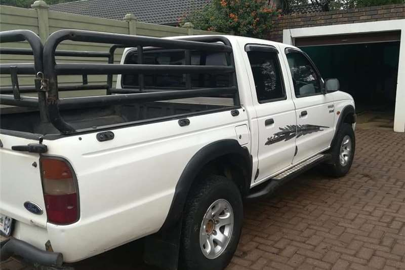 Ford Ranger 2.5 double cab Hi Rider XL 2002