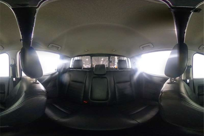 2014 Ford Ranger Ranger 2.5 double cab Hi-Rider XL