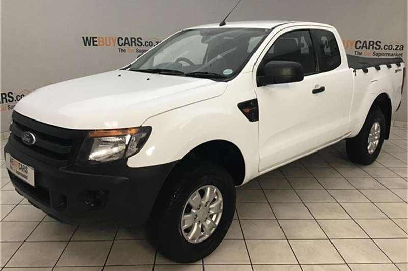 Ford Ranger 2.5 SuperCab Hi Rider XL 2013