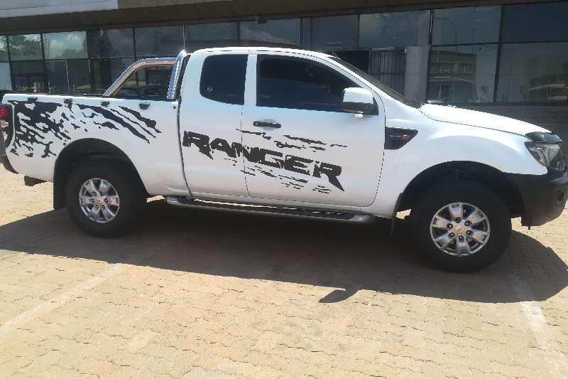 Ford Ranger 2.5 SuperCab Hi Rider XL 2015