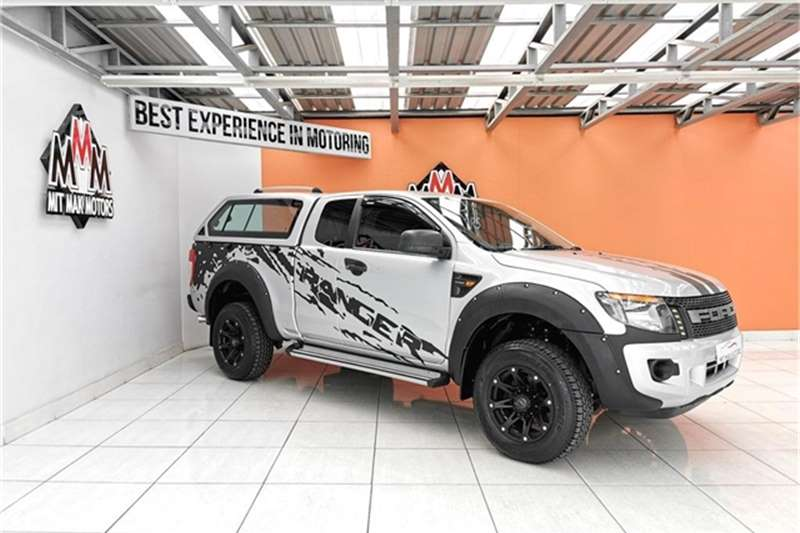 Ford Ranger 2.5 SuperCab Hi Rider XL 2015
