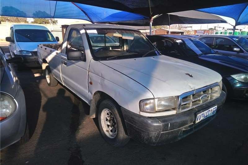 Ford Ranger 2.5D 2002