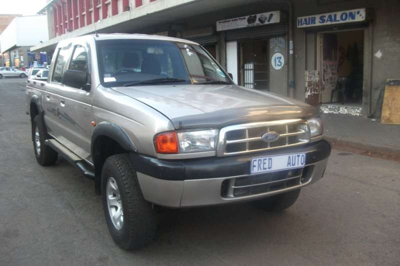 Ford Ranger 2.5D 2003