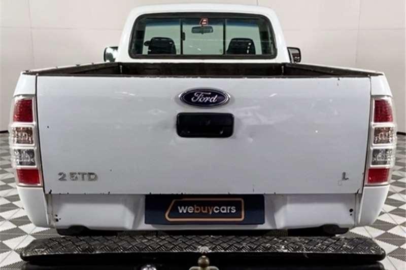 Used 2010 Ford Ranger 2.5D