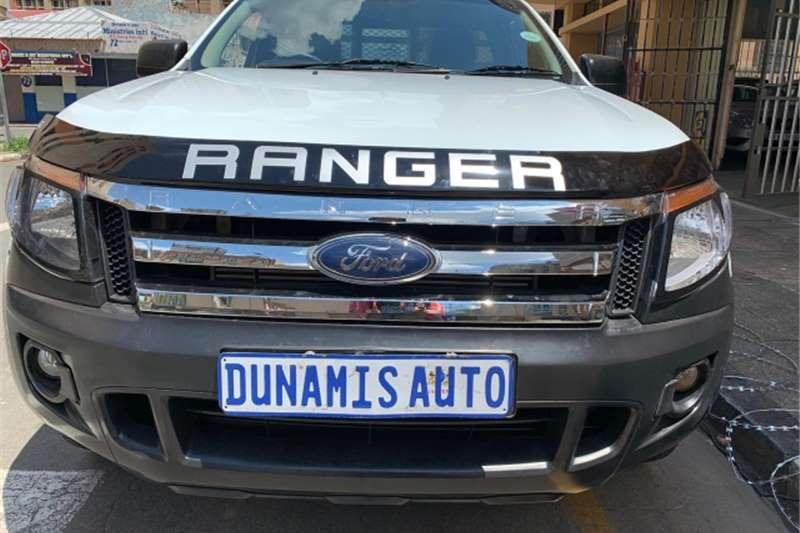 Ford Ranger 2.5D 2013